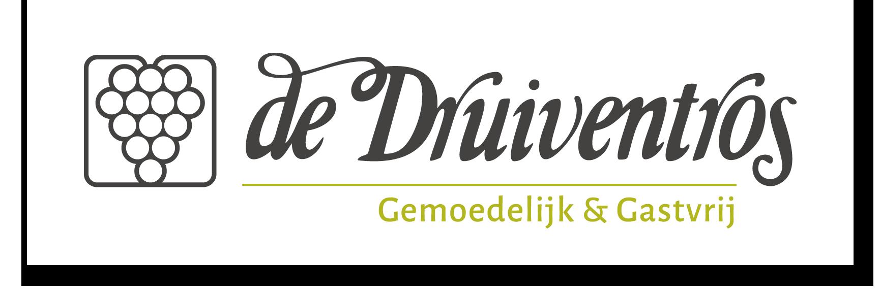 Logo | Hotel de Druiventros