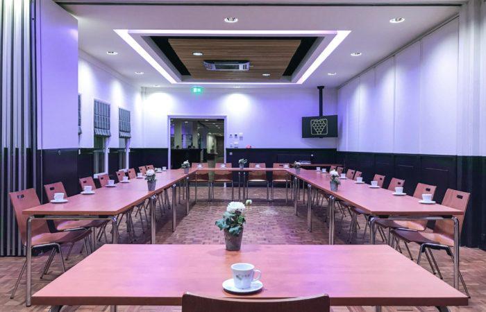 Meeting zaal | Hotel de Druiventros